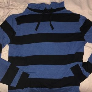 Other - Striped hoodie